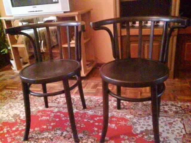 Tonett szék Antik lámpák, csillárok Antik, műtárgy